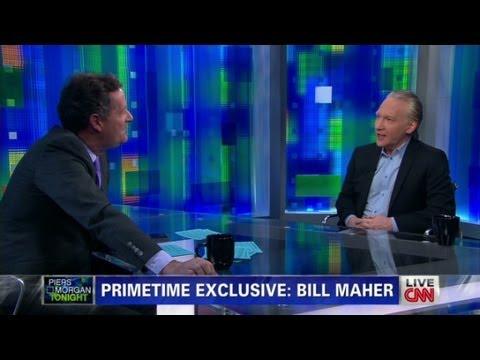 "Bill Maher, Rick Santorum ""an insane person"""