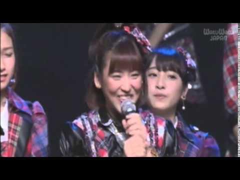 【MC】Opening Concert / AKB48 x JKT48 Concert @WakuWakuJapan