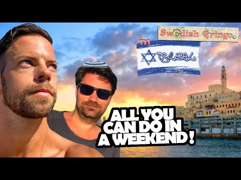 Israel Travel – Things To Do In A Weekend 3 Days! | Budget Backpacking Guide