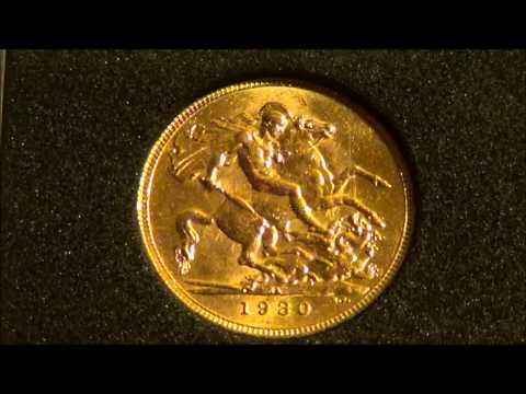 My British Gold Coins