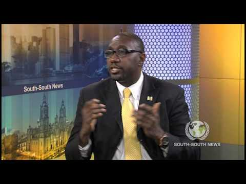 Henry L  Mac Donald Ambassador Republic of Suriname