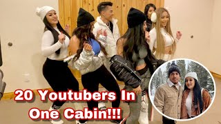 making-tiktok-videos-with-youtubers-in-the-snow-vlogmas-day-14