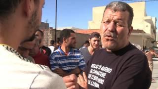 كاميرا DW عربية في مدينة مساكن في محافظة سوسة التي ينحدر منها منفذ اعتداء نيس