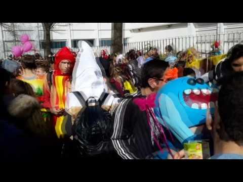 Desfile do Carnaval Arroiano 2017