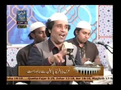 Inam Ullah Saeed Ullah Qawwal   Aa Meda Dhola Karan Bethi Zaari
