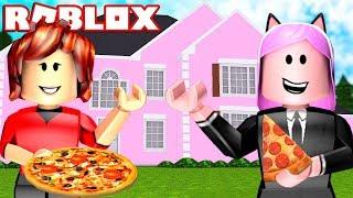 Roblox- VIREI GERENTE E COMPREI A CASA MAIS LINDA DO PIZZA PLACE thumbnail