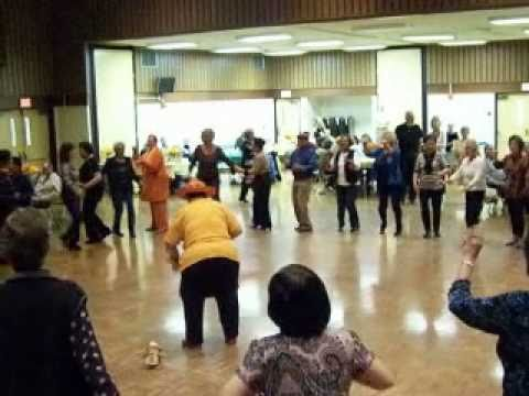 "Thanksgiving Dance 2010, Part 1 of 5:  ""Turkey Dance"""