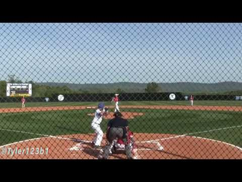 Atlanta Braves Draft Pick Gabe Howell Trion High school Baseball senior Highlights