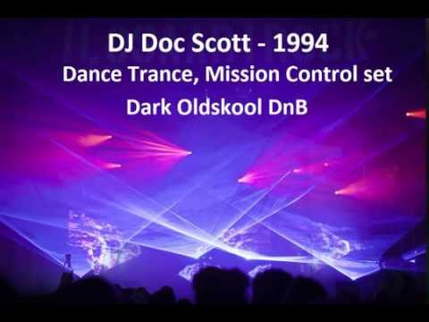 DJ Doc Scott - 1994, deep dnb set - Dance Trance, Mission Control tape