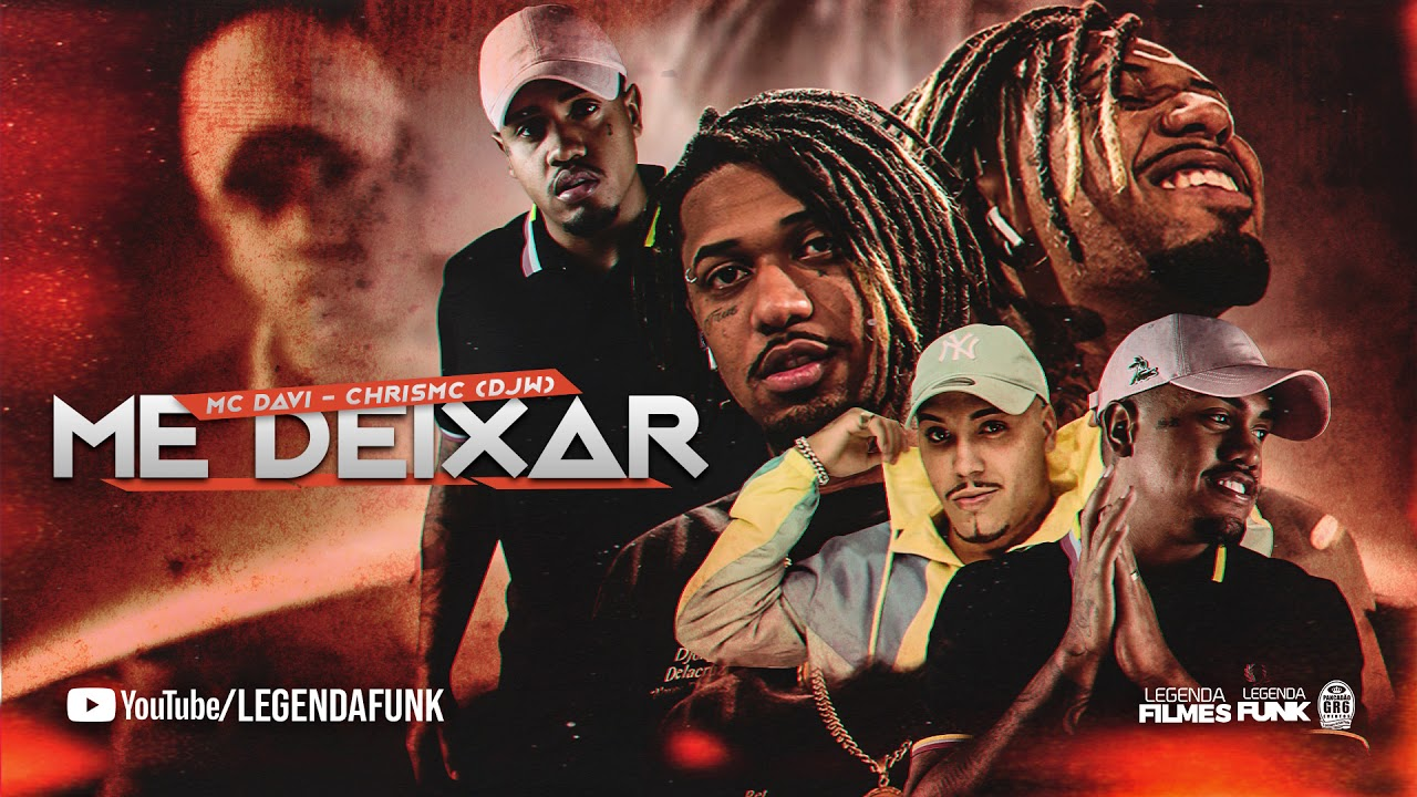MC Davi e Chris - Me Deixar (DJay W e PH Da Serra)