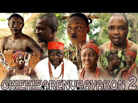 OKIEKIEARENVBAYAKON PART TWO [LATEST BENIN MOVIES]
