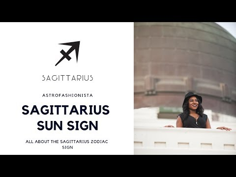 ALL ABOUT SAGITTARIUS ZODIAC SIGN