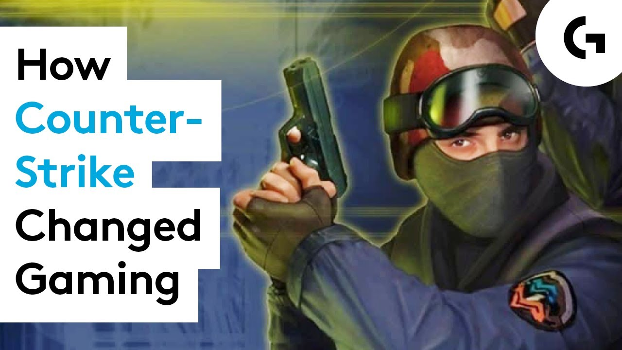 How Counter-Strike Changed Gaming [Classic Game History]