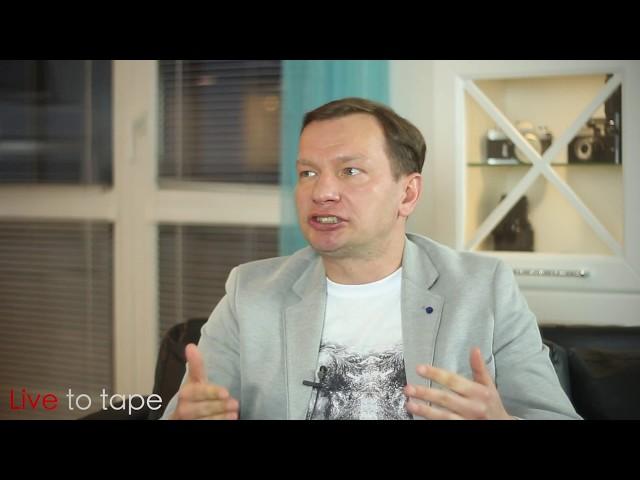 Tomasz Jachimek o życiu jak kabaret i stand up - '15 cm Konrada'