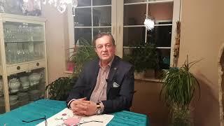 Kondolencje dla rodziny Pawła Adamowicza - Prezydent II RP Jan Zbigniew Hrabia Potocki 14.01.2019