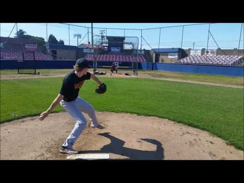 Ryan Ellena - RHP - College of the Redwoods