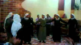 دبكة الرجال - حفل زفاف قصي عيد