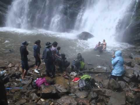 Waterfalls around Bangalore (240Km) Weekend Drive Night Camping ~ PARADISE ADVENTURES