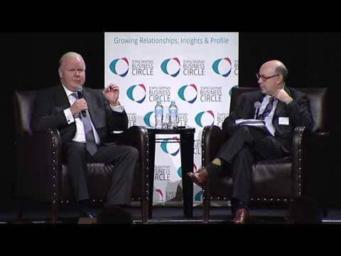 Mike Smith, Chief Executive Office, ANZ - 13th Aug 2014, Melbourne