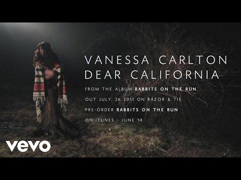 Vanessa Carlton - Dear California