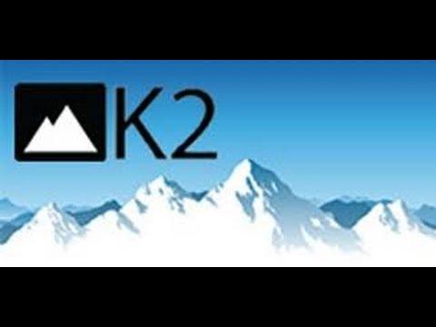crear un blog con k2 joomla 2 5