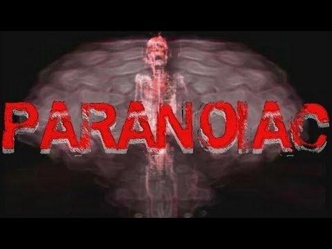 Paranoiac - RPGmaker Horror Game Manly Playthrough Pt 1