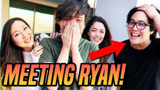 I finally met Ryan Higa... ft. Valkyrae, Sykkuno & friends