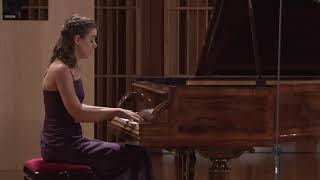 Justyna Kreft – F. Chopin, Etude in E flat major, Op. 10 No. 11 (First stage)