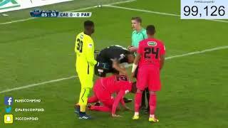 Caen 1-3 paris sg [FULL MATCH] 1/2 final : coupe de france (rediff live)