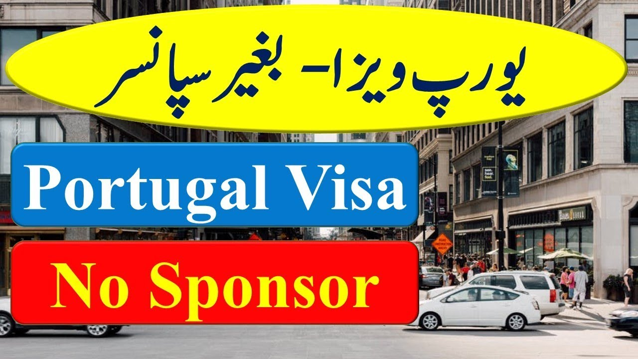 Europe Visa without sponsor and Invitation letter