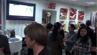 Выставка Цыбух АА 15 март 2013 Бишкек