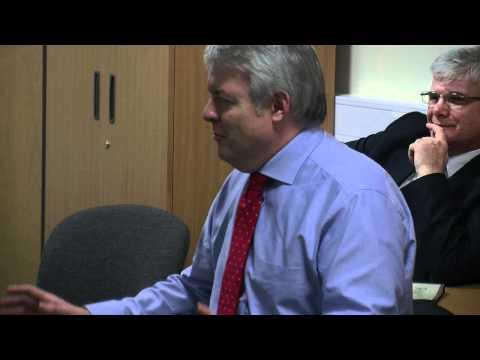 First Minister Carwyn Jones visits The Rhyl Sixth