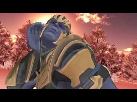 ミ★ Thanos In Paradise // Ddu Du Ddu Du - Blackpink (kpop Mmd)