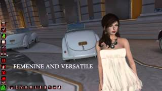 Vista Animations- LARA AO for Secondlife