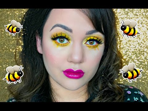 HONEY DRIP MAKEUP LOOK + Chat on Friendship