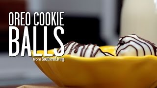 How To Make Oreo Balls | Cooking Tutorial