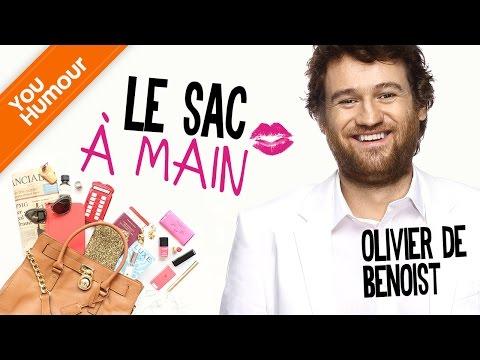 OLIVIER DE BENOIST - Dans le sac à main de Madame