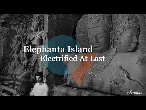 Elephanta Island Finally Gets 24x7 Power Supply