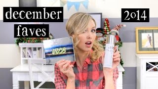 December Faves 2014 Thumbnail