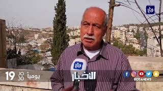الهجمة الاستيطانية تصل ذروتها في حي الشيخ جراح خلال الخمسة شهور الاخيرة - (12-11-2017)
