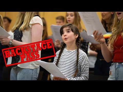 Les Misérables Medley - BEHIND THE SCENES | Spirit Young Performers Company