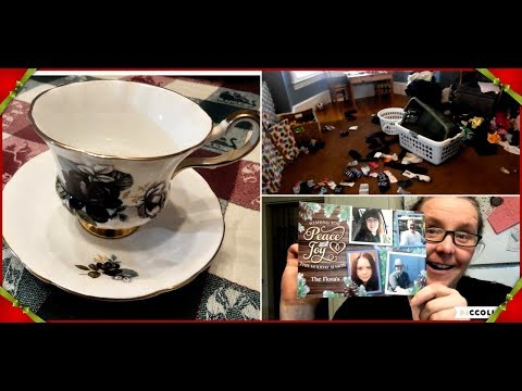 A Maritime Christmas: My Game Plan, Socks & Teacups! Chit Chat