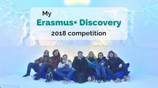 'My Erasmus+ Discovery' photo and video competition 2018