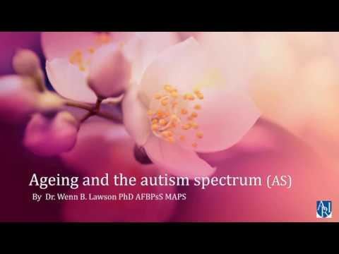Aging And Autism Spectrum Disorder