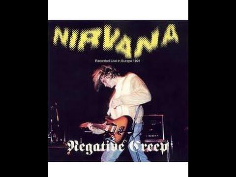Nirvana - Negative creep (Subtítulos y lyrics)