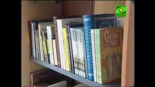Новая библиотека в Екатеринбург-м храме Пантелеимона