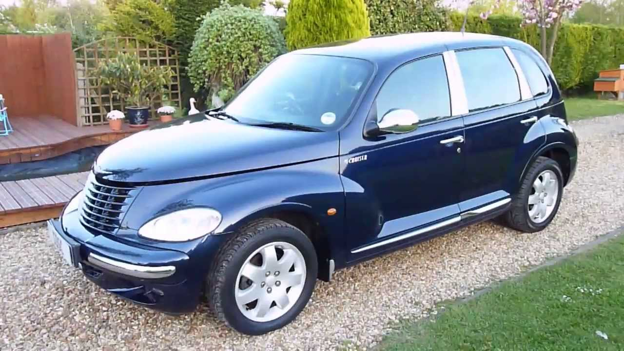 Video Review Of 2005 Chrysler Pt Cruiser 2 4 Touring Auto