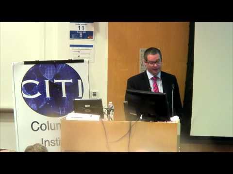 State of Telecom 2012 - 3) Stephen Conroy
