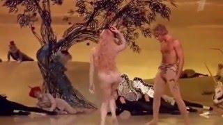 Мини мюзикл Адам и Ева.