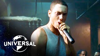 Смотреть клип 8 Mile | Eminem's Final Rap Battles